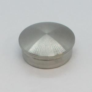Zaślepka soczewka dla rury O48,3mm