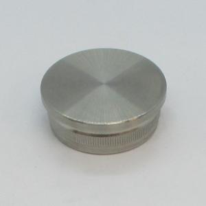 Zaślepka płaska dla rury O42,4mm