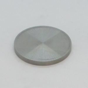 Zaślepka do wspawania dla rury O60,3mm