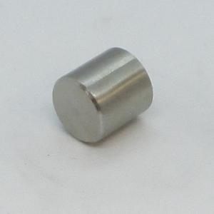 Zaślepka walcowa dla rurki O12mm